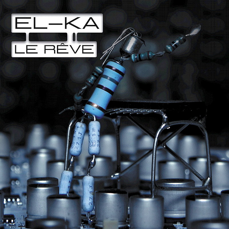 Cover EL-KA CD Le-Reve